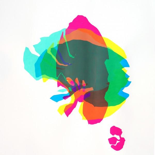 Unfolding #1, sérigraphie, 45x64 cm, 2016.